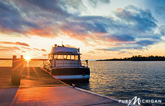 Isle Royale Sunset