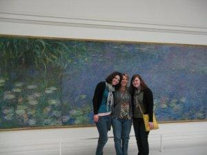 Monet Lillies 2011