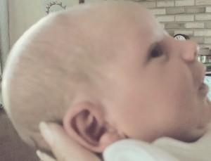 Baby Brain Litho